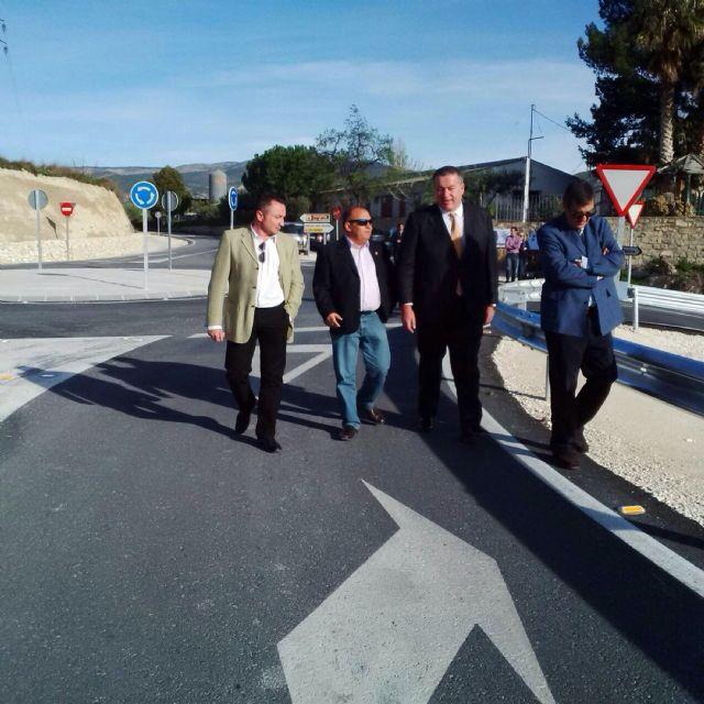 El equipo de Gobierno del PP de Moratalla concluye las obras del puente del Comendador, que el PSOE no logró acabar - 2, Foto 2