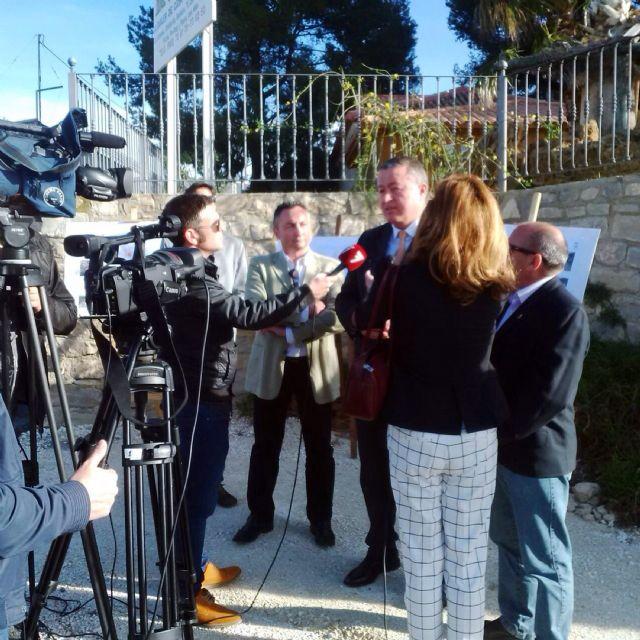 El equipo de Gobierno del PP de Moratalla concluye las obras del puente del Comendador, que el PSOE no logró acabar - 3, Foto 3