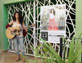 La cantautora lumbrerense Amarela presenta su nuevo disco 'El viaje de la luz'