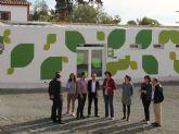 El Ayuntamiento instala placas solares fotovoltaicas en el espacio cultural de la Casa del Cura y Centro Etnográfico para el suministro eléctrico