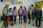 Nota de prensa sobre visita al CEIP Vega del Segura de La Ribera de Molina