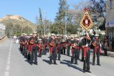 Domingo de palmas, ramos y tambores en Mazarr�n y Puerto de Mazarr�n
