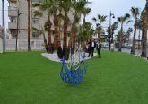 El Ayuntamiento mejora los accesos al municipio con la renovación de rotondas y medianas
