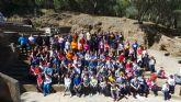 Doscientos voluntarios participaron en la limpieza de 'el chorrillo'