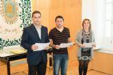 Alumnos del programa Barrios de la ADLE reciben sus diplomas