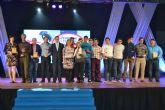 Homenaje al esfuerzo de los deportistas locales en la entrega de Premios al Deporte Pinatarense
