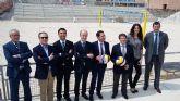 El Alcalde de Lorca y el Consejero de Presidencia inauguran el Centro de Tecnificación Deportiva de Voley-Playa como sede de la selección española