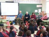 Actividad intergeneracional en el colegio Narval de Santa Ana