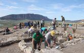 La contratación de 16 personas permite la puesta en valor del yacimiento de 'El Cerro de las Fuentes' de Archivel