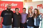 José Santos Abril encabeza la lista de Ganar Cehegín a las municipales