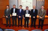 El Colegio de Ingenieros Técnicos ha entregado hoy el Premio INGENIA a un SISTEMA DE RIEGO DE SOCORRO