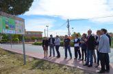 El parque de La Emisora torreño estrena sus circuitos saludables