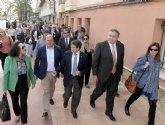 Más de 15.000 lorquinos se benefician de la remodelación urbana de los barrios Alfonso X y San José