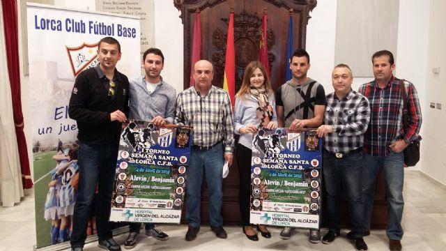 El Torneo Semana Santa del Lorca Club de Fútbol Base reunirá a más de 300 niños en las instalaciones del Francisco Artés Carrasco - 1, Foto 1