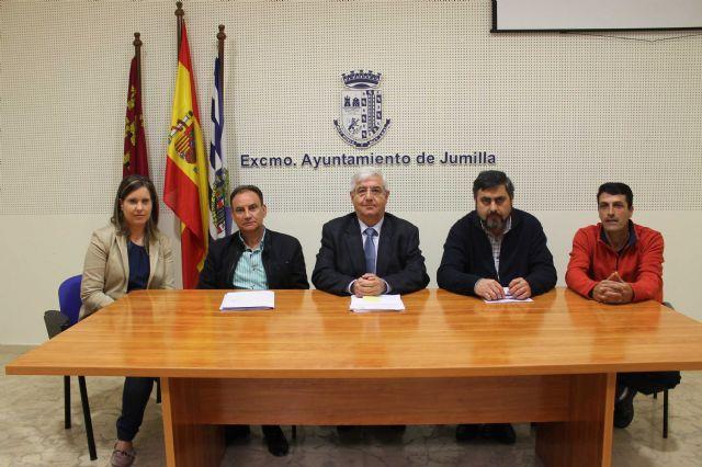 Aguas de Jumilla y ARJU firman un convenio de colaboración para continuar con los proyectos de intervención que vienen desarrollando - 1, Foto 1