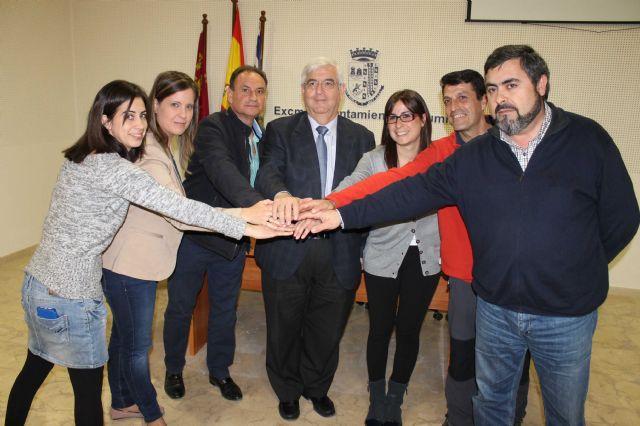 Aguas de Jumilla y ARJU firman un convenio de colaboración para continuar con los proyectos de intervención que vienen desarrollando - 2, Foto 2