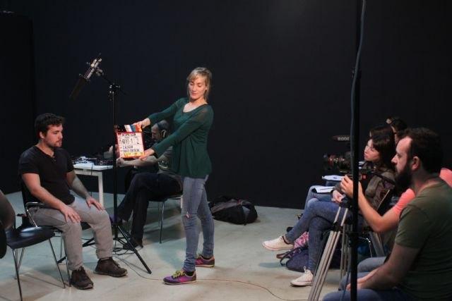 El Centro Párraga acoge el taller ´Interpretación ante la cámara´ impartido por la actriz Cristina Alcázar - 1, Foto 1