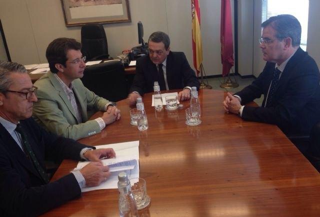 Juan Carlos Ruiz destaca que la UNAI trabaja con nueve proyectos de inversión que podrían generar en la Región 550 puestos de trabajo - 1, Foto 1