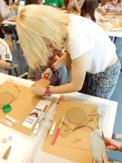 La Biblioteca Regional acoge cuentacuentos y talleres de manualidades infantiles durante estas vacaciones - 1, Foto 1