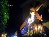 La Procesión del Silencio se celebra el Jueves Santo 2 de abril, organizada por la Ilustre Cofradía del Santísimo Cristo de las Penas