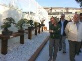El CIFEA de Molina acoge una exposición permanente de bonsáis realizada por los alumnos de los cursos de jardinería