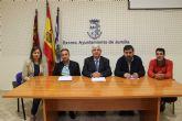 Aguas de Jumilla y ARJU firman un convenio de colaboración para continuar con los proyectos de intervención que vienen desarrollando