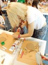 La Biblioteca Regional acoge cuentacuentos y talleres de manualidades infantiles durante estas vacaciones