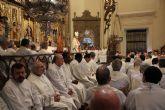 """""""Me siento muy orgulloso de este presbiterio de la Diócesis de Cartagena"""""""