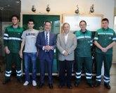 El SEF y Estrella de Levante amplían el número de plazas para que jóvenes titulados realicen prácticas en la fábrica de Espinardo