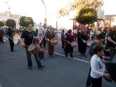 Las Torres de Cotillas disfrutó un año más de la gran fiesta del tambor en su Semana Santa