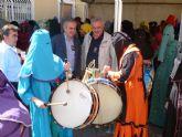 González Tovar muestra su apoyo y compromiso para que la Fiesta del Tambor de Moratalla obtenga la declaración de Fiesta de Interés Turístico Nacional