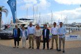 Más de 30 empresas muestras sus ofertas y servicios en la V Feria Náutica Marina de Las Salinas