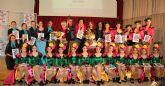 Puerto Lumbreras presenta su Anuario 2014 con la Asociación de Baile Riá Pitá y la poeta Carmen Martínez