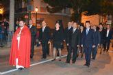 El duelo de la procesión del Santo Entierro recorre las calles de San Pedro del Pinatar 2015