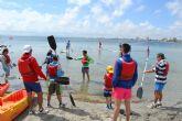 Ejercicios de salvamento, competiciones deportivas, rutas y caldero benéfico en la IV Sea World Exhibition