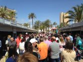 La Feria Outlet de Santiago de la Ribera se supera con más de 30.000 visitantes