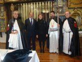 Procesión del Santo Entierro de Cristo en la ciudad castellana de Valladolid