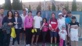 Finaliza el I Open de Tenis 9 horas infantil organizado por la Escuela de Tenis Kuore