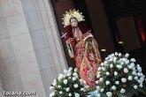 Habrá servicio especial de autobús con motivo del traslado extraordinario de la imagen de Santa Eulalia a su santuario