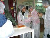 Los alumnos del aula ocupacional de Totana participan en diferentes actividades complementarias durante el segundo trimestre del curso escolar