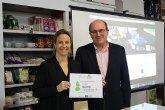 La tienda Bioshop de COATO recibe la autorizacion para el uso de la marca Consuma Naturalidad + de la Fundacion Felix Rodriguez de la Fuente