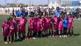 Más de 200 chavales participan en Las Torres de Cotillas en un torneo de fútbol base de Semana Santa