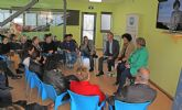 'Aula Abierta' para analizar medidas y propuestas para continuar promoviendo la calidad educativa en Puerto Lumbreras