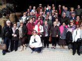 Los Mayores de los Hogares de Pensionista visitan Cabo de Palos