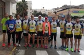 Atletas del Club Atletismo Totana participaron en la IV media maratón Nocturna y 10KM de Juan Palazón