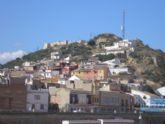 IU-Verdes reclama una mejora de la conservación y limpieza del entorno del castillo 'Medina-Nogalte'