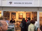 Más de 700 personas han visitado el stand de Molina de Segura en la I Muestra de Turismo Costa Cálida