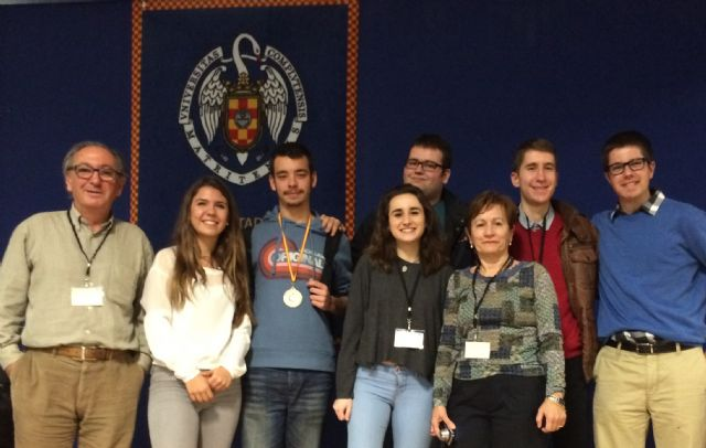 Bronze Medal in Physics Olympiad nationally for student of IES Juan de la Cierva and Codorníu Totana