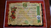 El Jefe de la Policía Local de Mazarrón es condecorado con la Gran Cruz de Caballero de Santiago