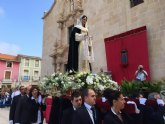 La Hermandad de la Verónica participó un año más en Alicante en la Eucaristía y Romería en honor de la Santa Faz